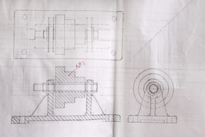 Technical Drawing 01