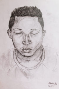 Young Male Face 1