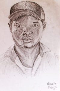 Young Male Face 2