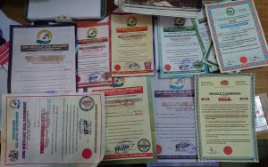 Ogun State Vehicle Papers